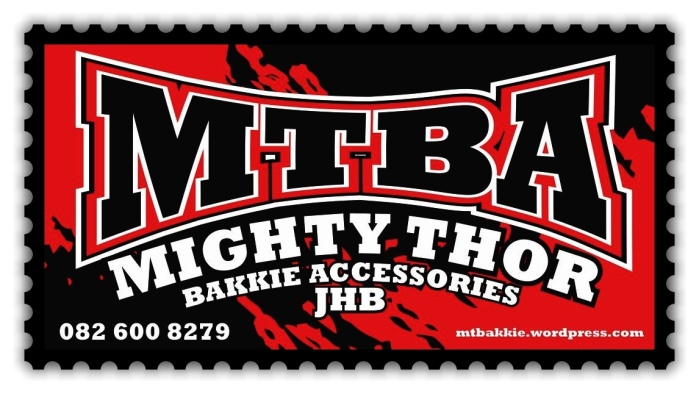 Mtba Mighty Thor Bakkie Accessories