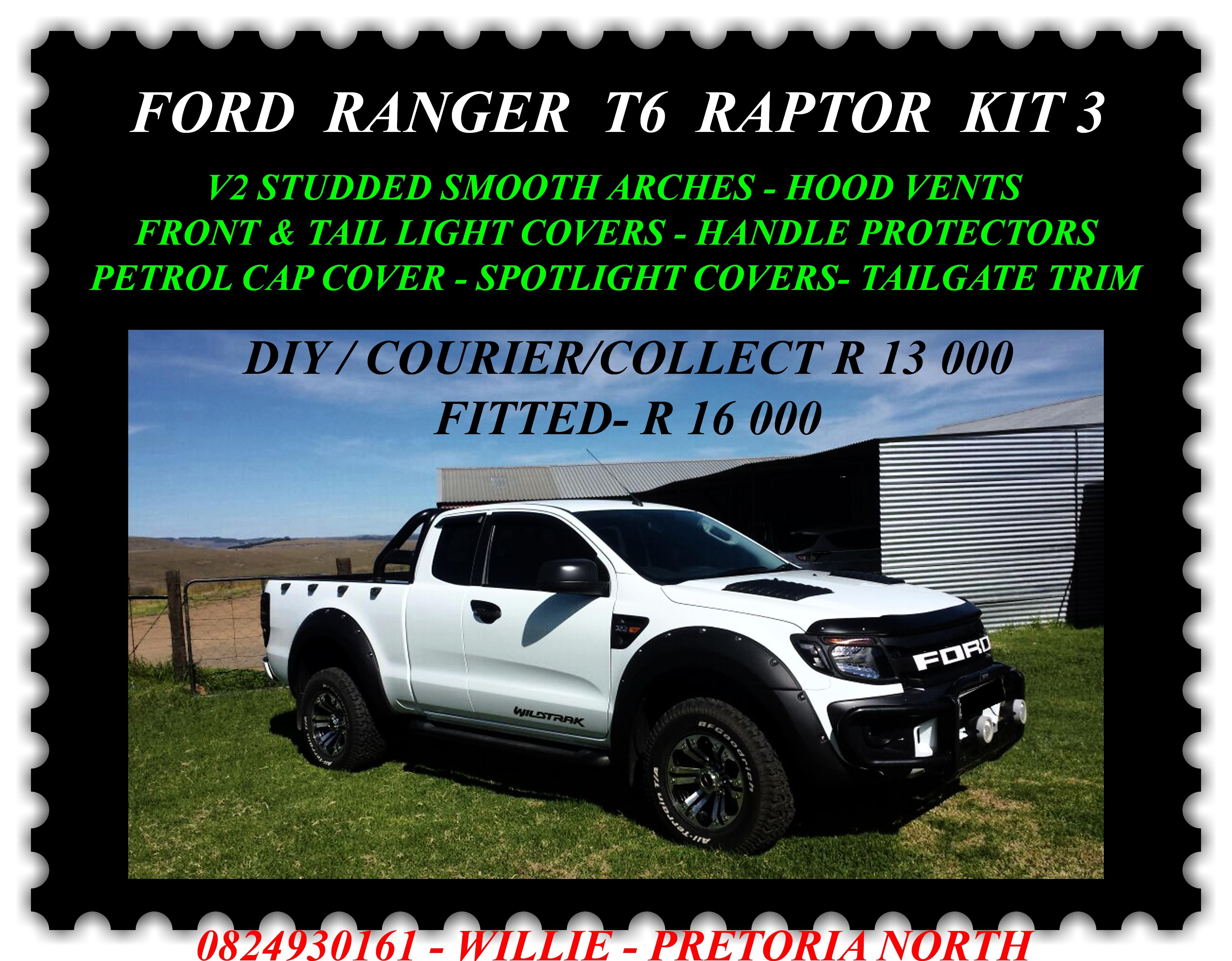 Raptor kit 3 special